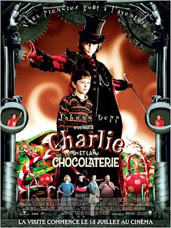 Charlie et la chocolaterie Streaming (2005)