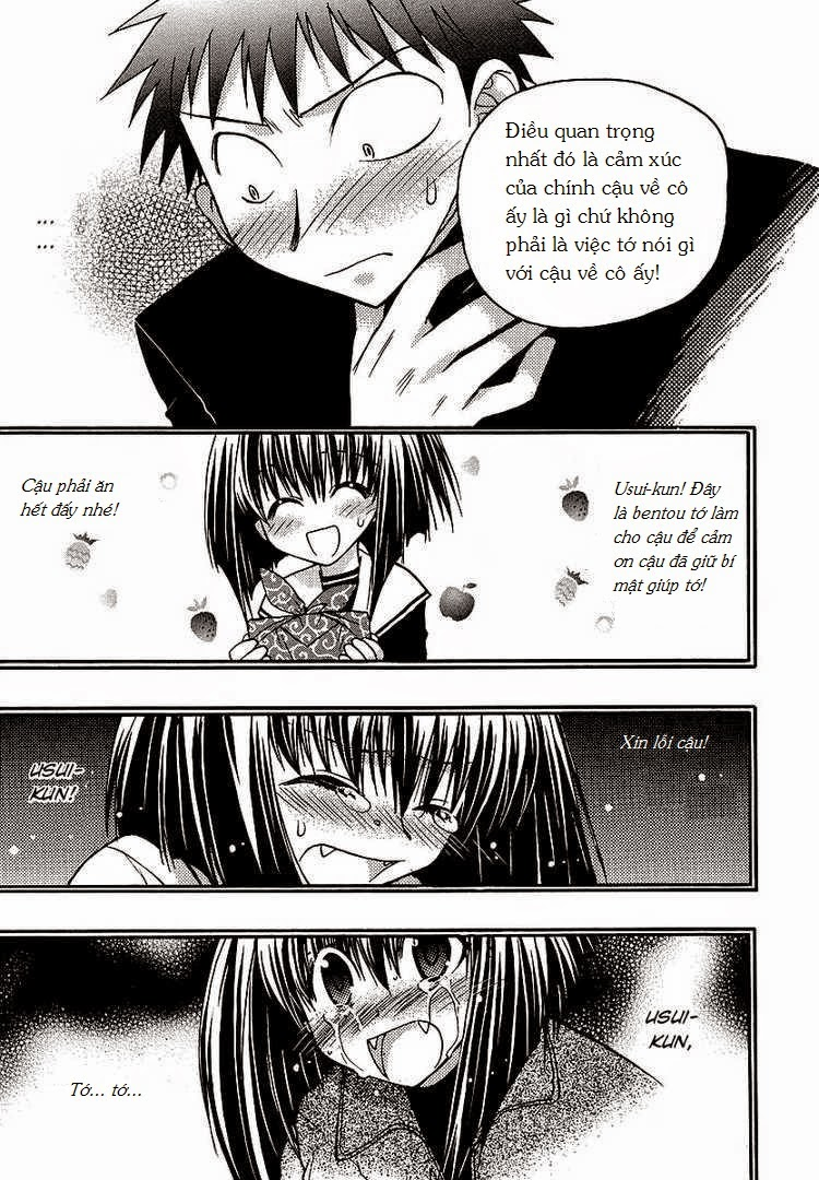Karin - Chibi Vampire Chap 34 - Next Chap 35