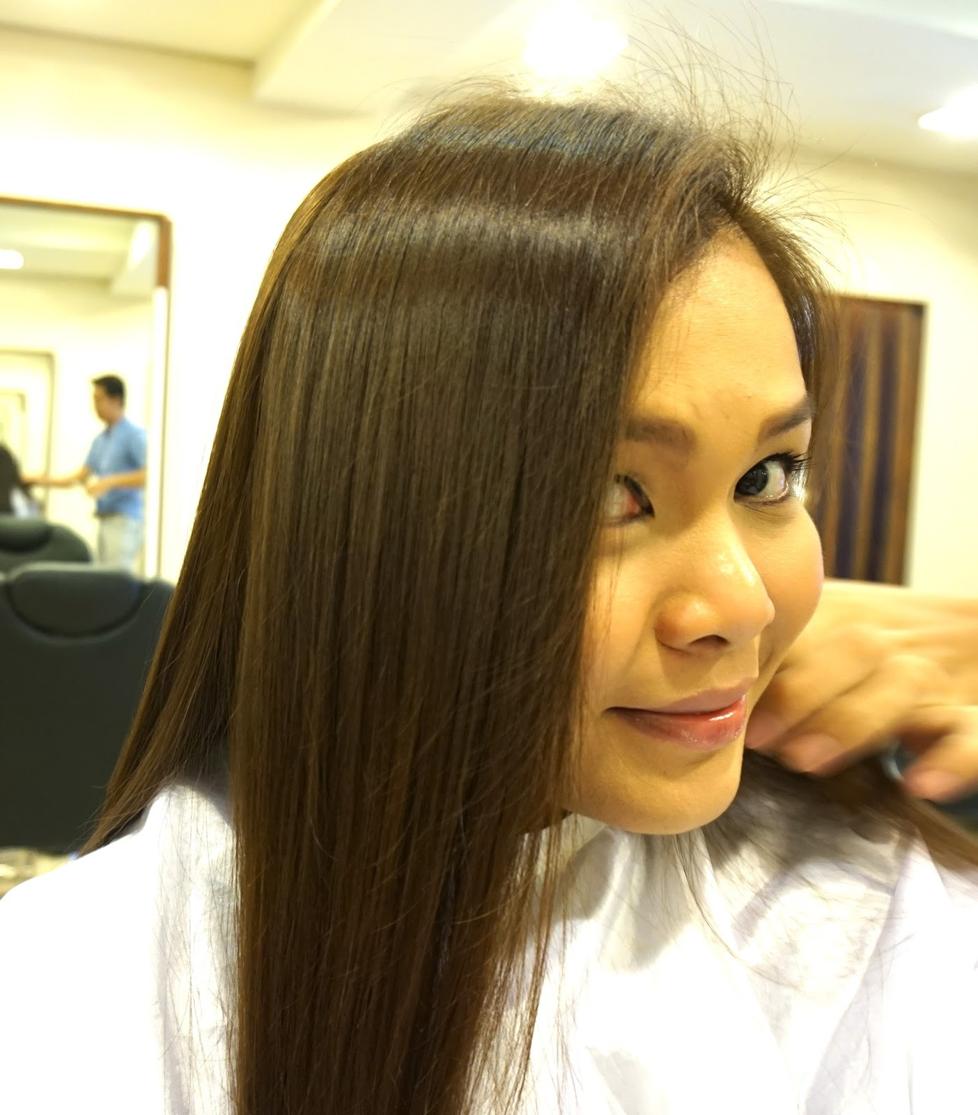 Hair Color at Cedar Salon: Review/Experience/Prices | The Beauty Junkee