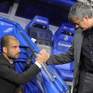 Mourinho will face Guardiola for the first time in a final match