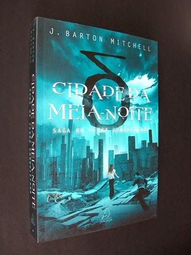 Cidade da Meia-Noite - J. Barton Mitchell
