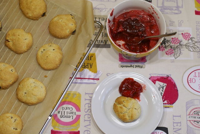 anne's kitchen scones recipes