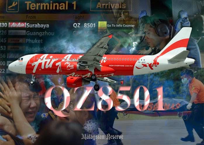 Rakaman Antara Juruterbang QZ8501 Dan Menara Kawalan, info, terkin, berita nahas pesawat airasia, QZ8501, spekulasi QZ8501, pesawat AirAsia Indonesia QZ8501,