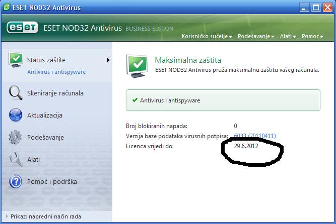 Nod32 serial password update yahoo