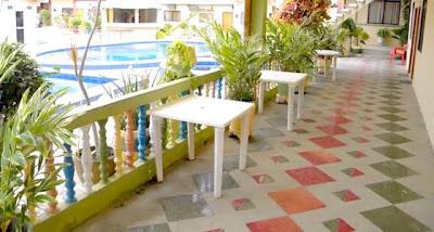 Hospedaje en Playas Villamil