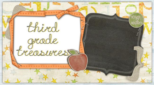 Third Grade Treasures
