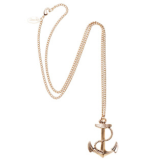 Anchor necklace, Oliver Bonas