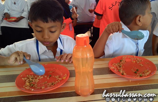 Kantin Sekolah Patut Sediakan Air Masak Percuma