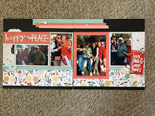 April  Scrapbook CLub