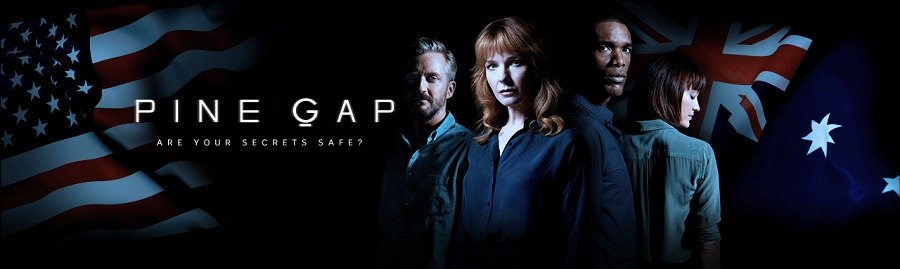 Pine Gap 2018 Série 720p HD WEB-DL completo Torrent