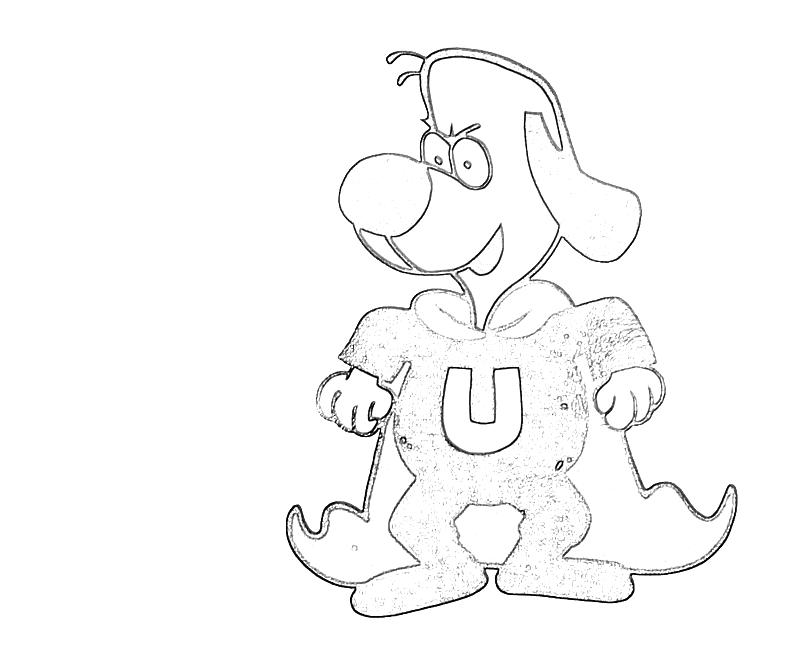 printable-underdog-look-coloring-pages