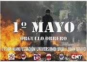 Manifestación 1 Mayo