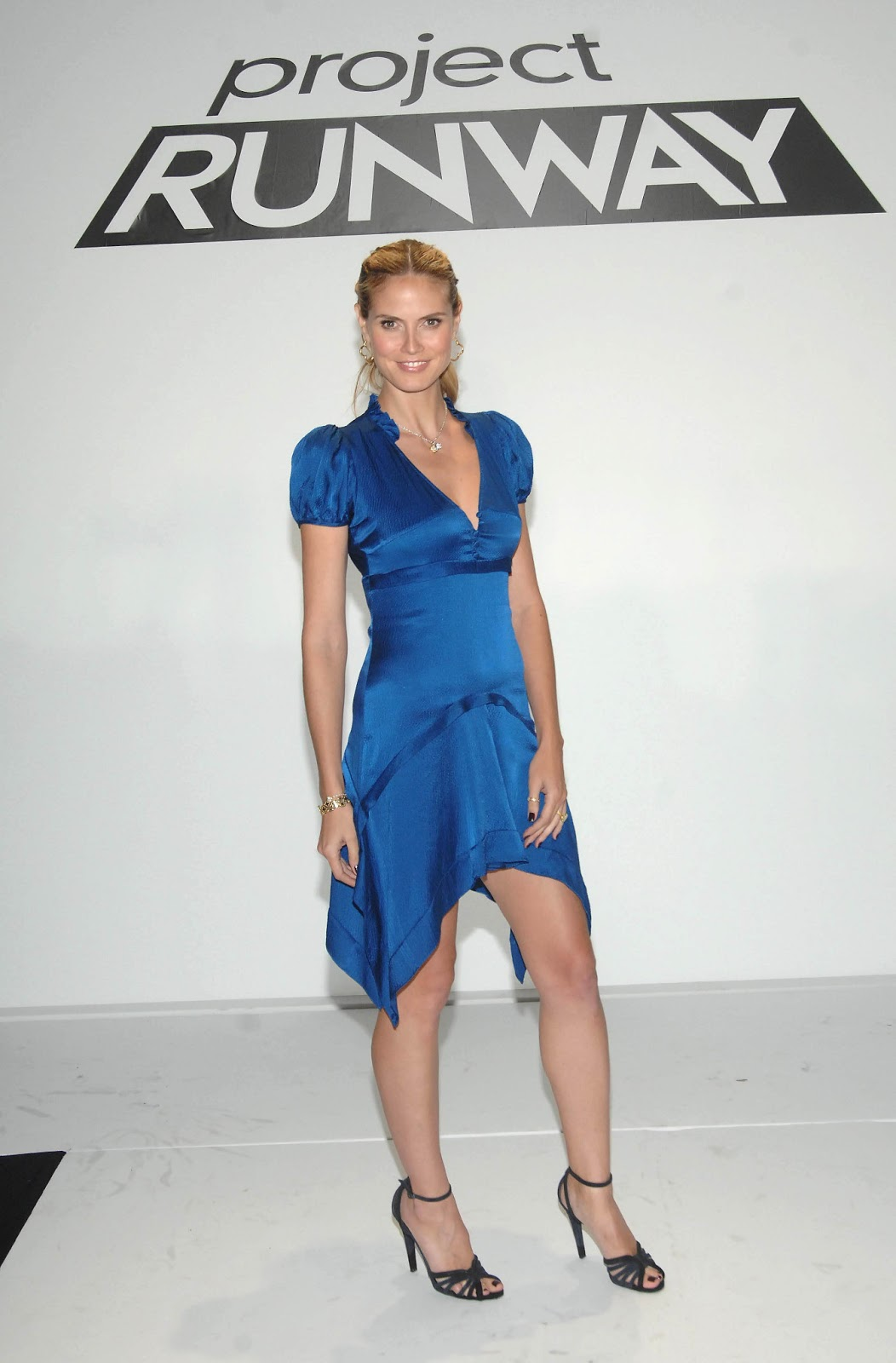 Project Runway: First look at Karlie Kloss, Christian ...