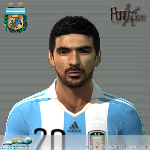 Lavezzi Face by Poncho0212