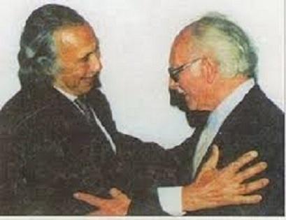 Mario Lorca (Chile) y Oscar Guiñazú Alvarez (19