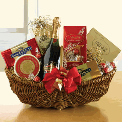 Stunning and affordable gift basket ideas inexpensive gifts eat live grow paleo gift basket ideas negle Gallery