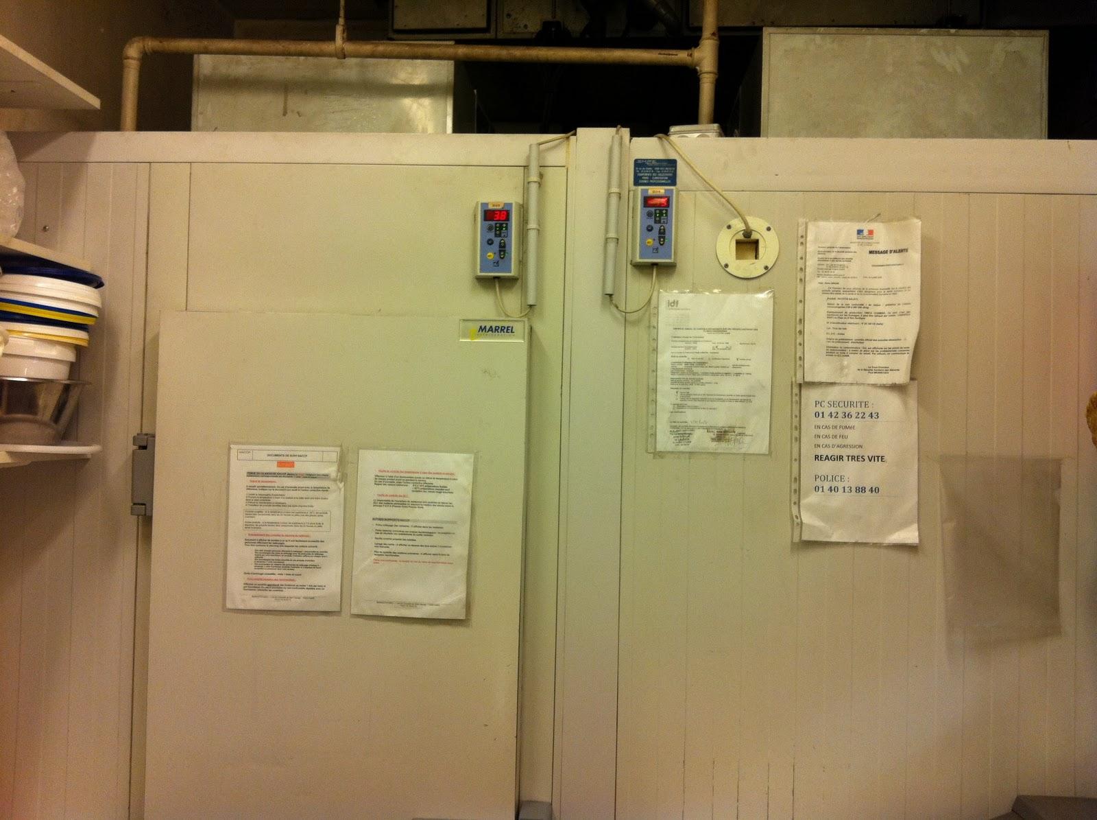 A vendre chambre froide positive et negative marrel - Soupape de decompression chambre froide ...