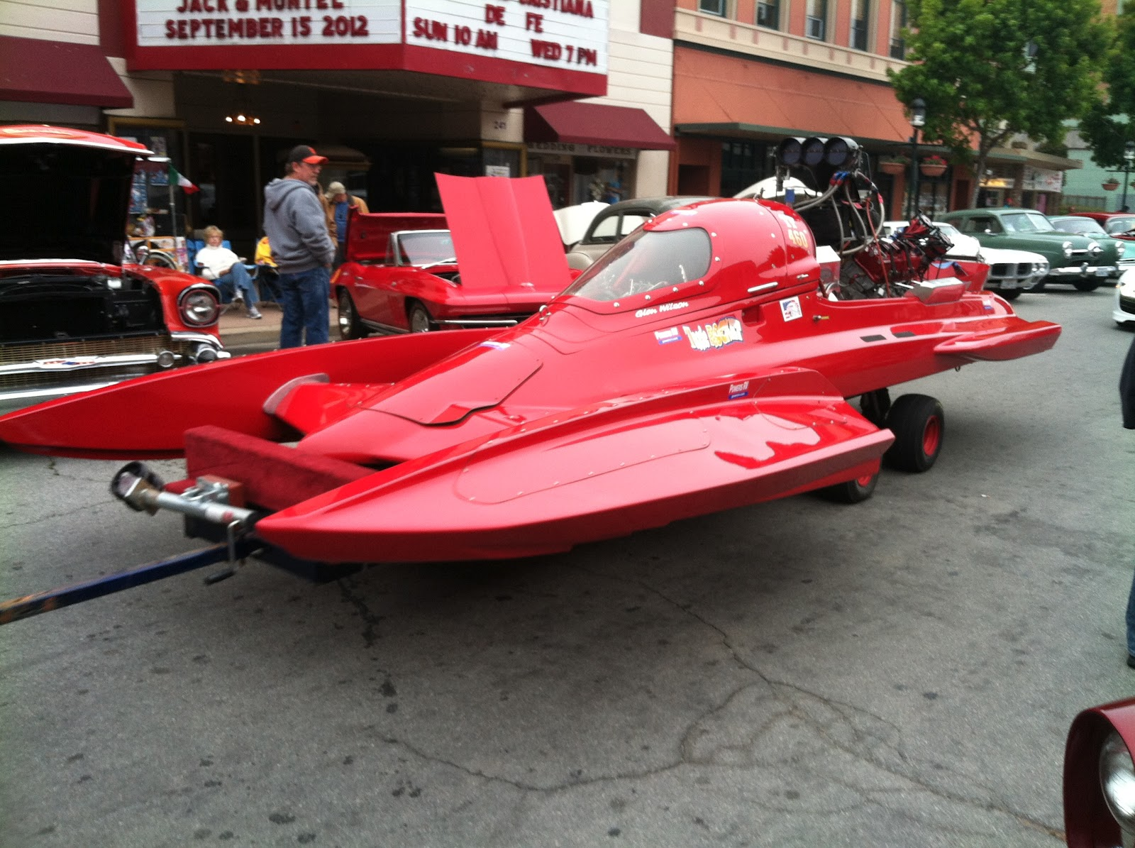 Show and Shine in Monterey: Cherry\'s Jubilee 2012 | Salinas Valley ...