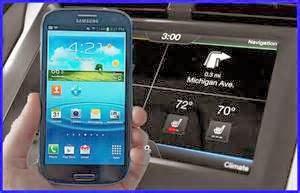 """Lanjutkan menggunakan HP Samsung Galaxy S3 kemudian pilih """" Pencarian untuk Device Bluetooth ."""""""