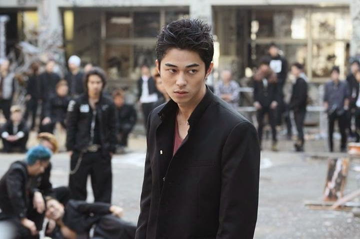 Kazeo Kaburagi diperankan oleh Masahiro Higashide