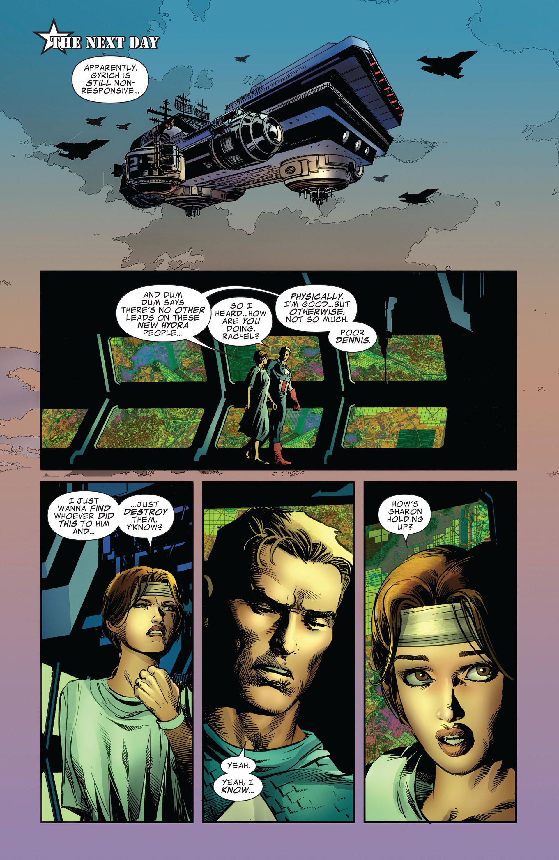 Captain America (2011) Issue #14 #14 - English 19