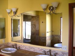modern luxury bathroom sink vanity interior design