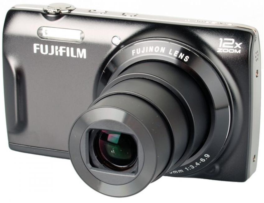 Spesifikasi Fujifilm Finepix T500