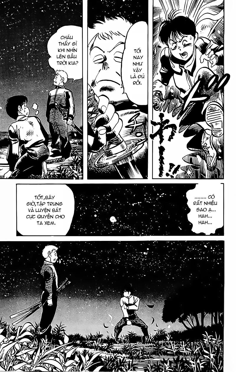 Kenji – Quyền nhi Phương Thế Ngọc chap 193 – Kết thúc Trang 13 - Mangak.info
