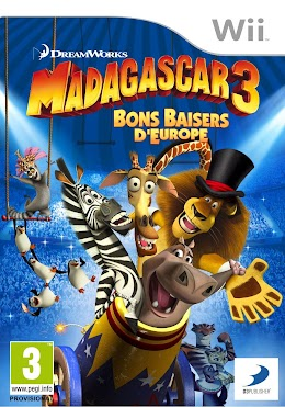 Madagascar 3 The Videogame [MULTI5]