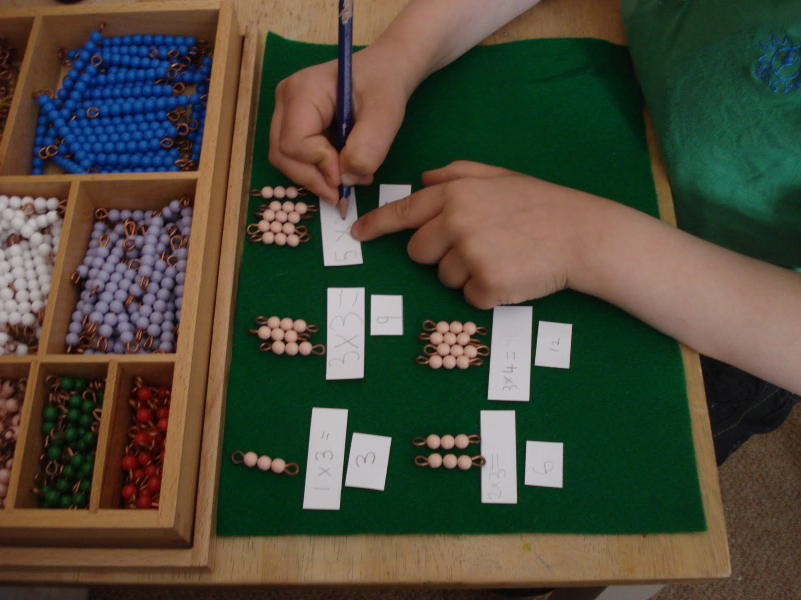 The learning ark elementary montessori times tables times tables gamestrikefo Gallery