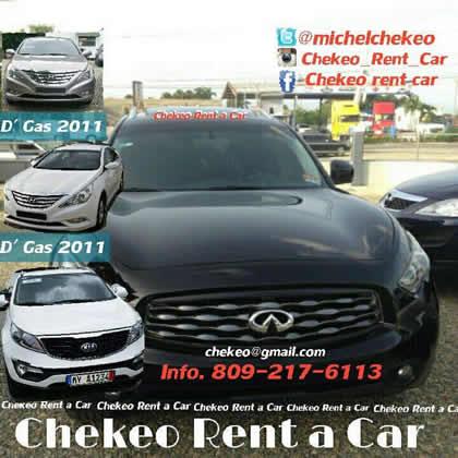 CHEKEO RENT - CAR