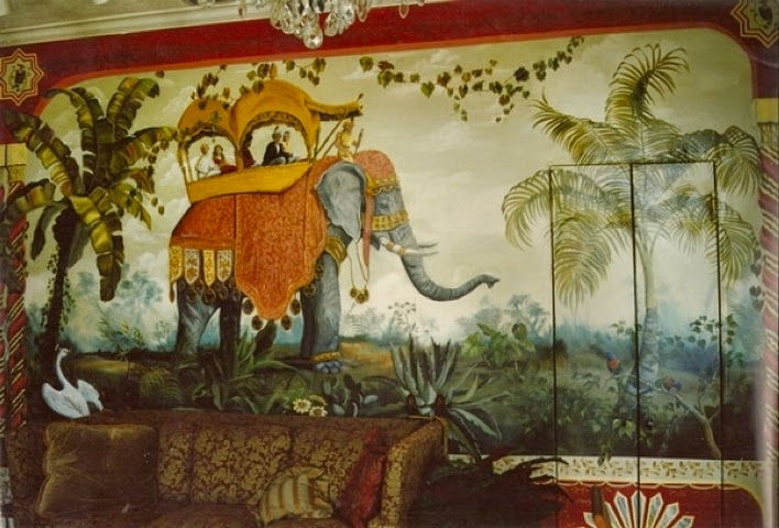 Mural wall paint ideas for Mural painting designs