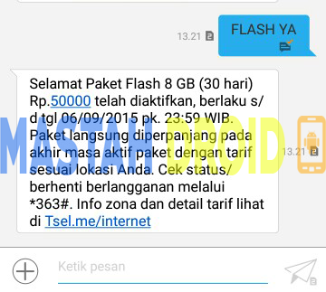 Paket Internet Murah Telkomsel Terbaru 2015