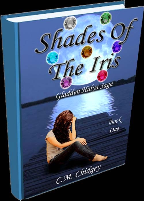 Shades Of The Iris (Gladden Halya Saga, Book 1)