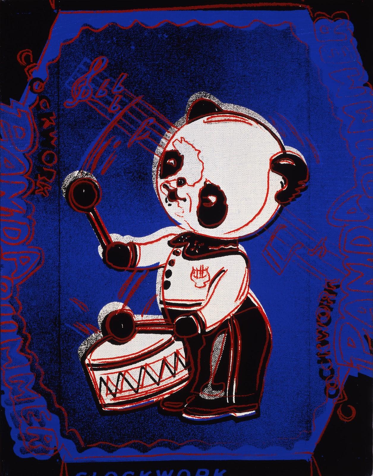 http://2.bp.blogspot.com/-hQIx772KILs/UBT6iA_DIMI/AAAAAAAAATA/ZAimBCnwAas/s1600/4_Andy_Warhol_Clockwork_Panda_Drummer_1983_300dpi.jpg