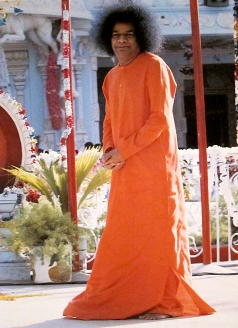 Sai Baba in 1972