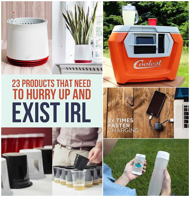 23 Impossibly Clever New Products Everyone Needs To Own