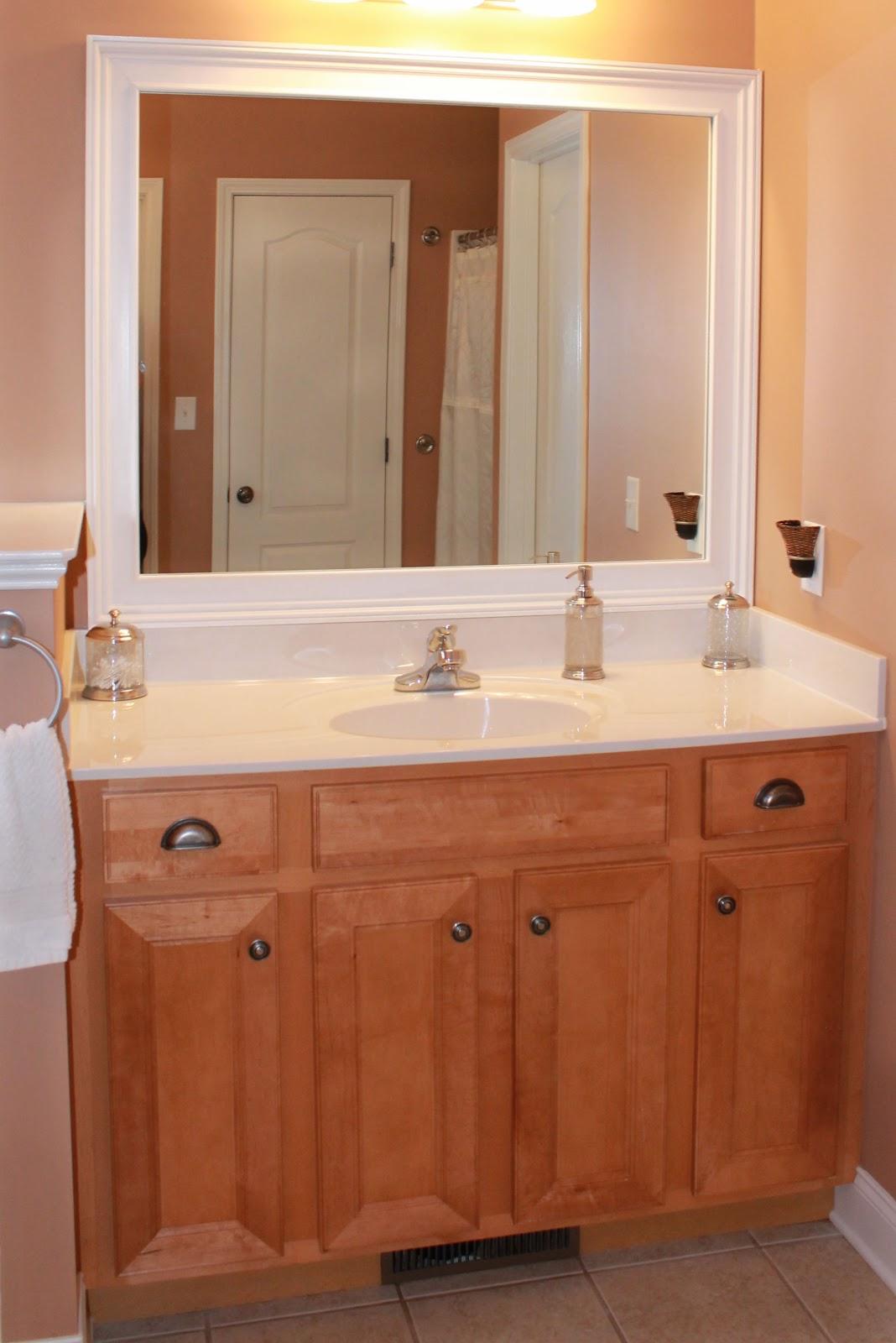 Ferrellgraph X Bathroom Mirror Updates