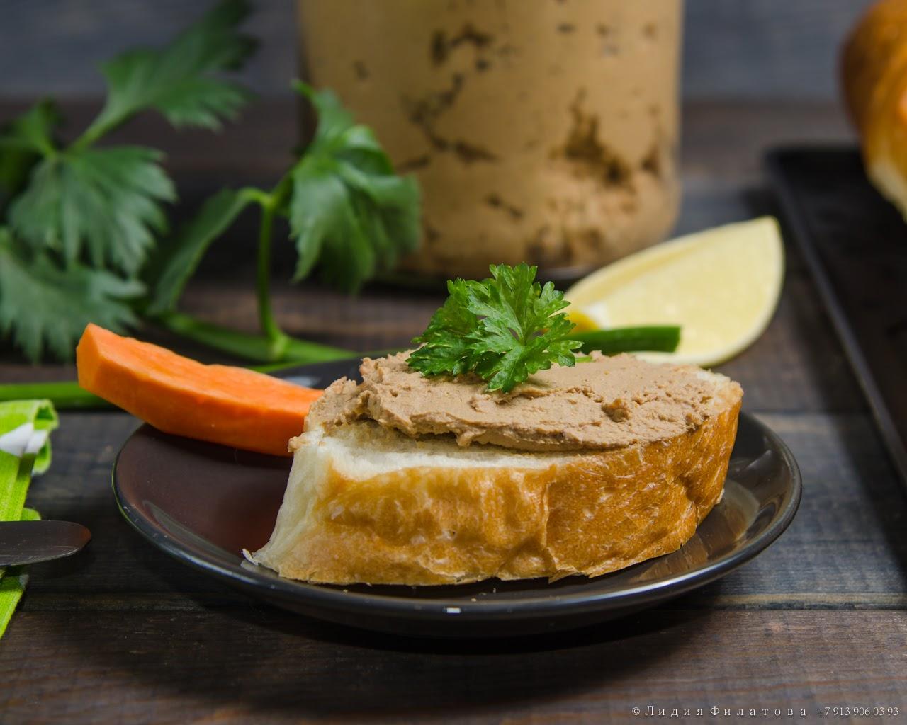 Рецепты из гусиной печени пошагово