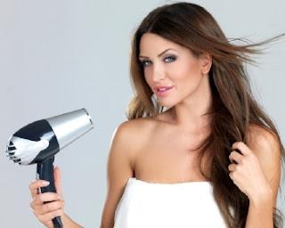 tips membuat blow rambut tahan lama