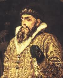 Ivan IV Rusia Ivan the Terrible