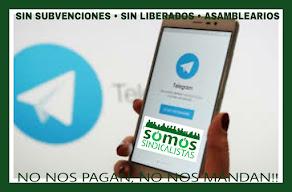 Telegram, información a tiempo real.