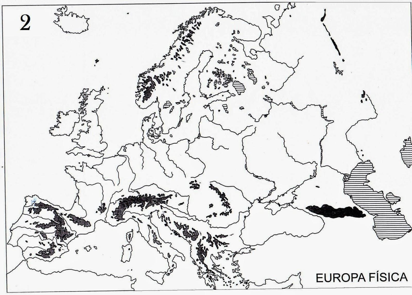 Departamento Geografa e Historia Fortuna Mapas en blanco para