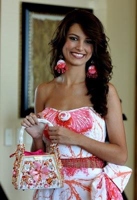 Miss Universe 2009 Stefania Fernandez Venezuela