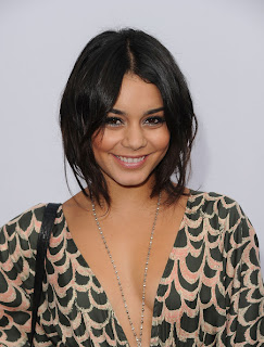 Vanessa Hudgens medium length hairstyle