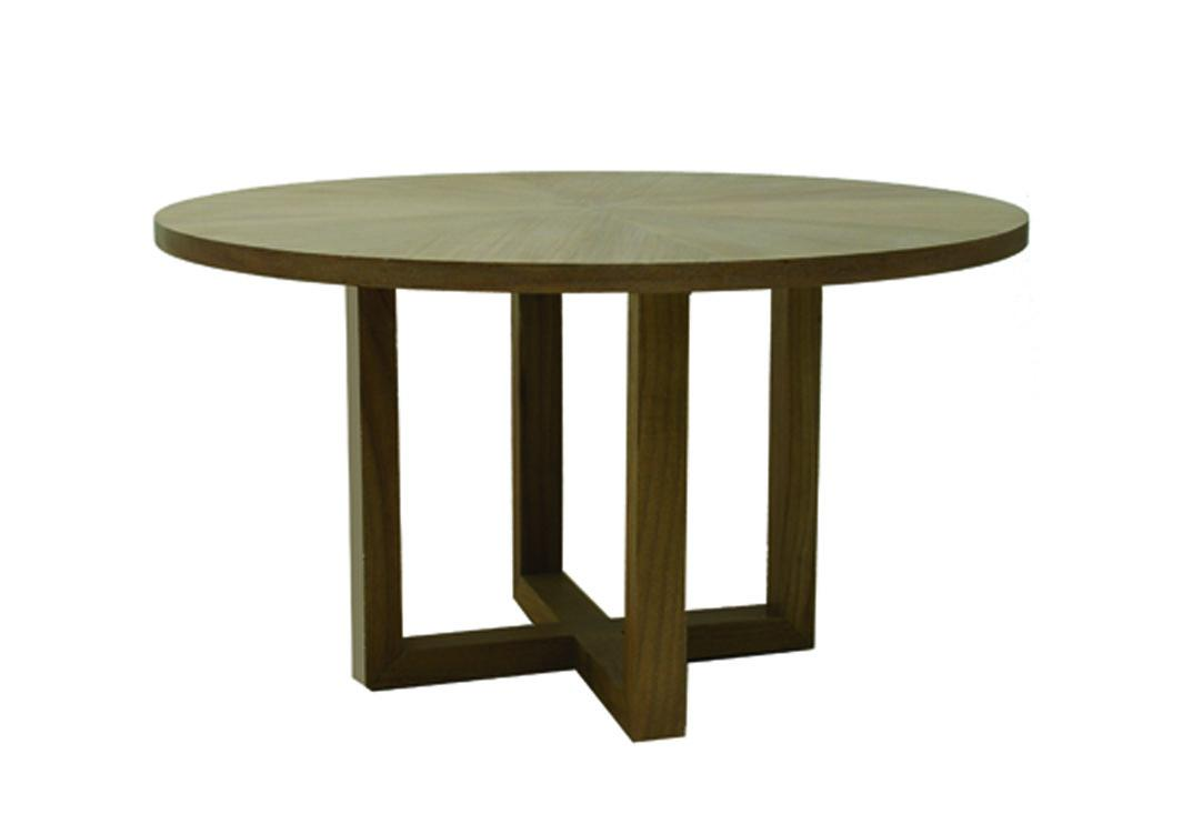 Prairie perch my top 5 round dining tables for Circular dining table