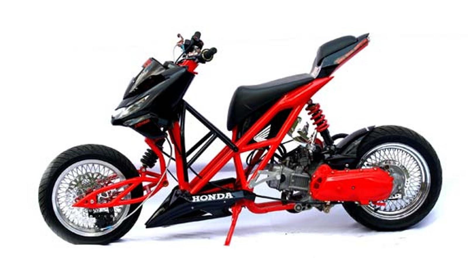 Harga Dan Modifikasi Honda Beat