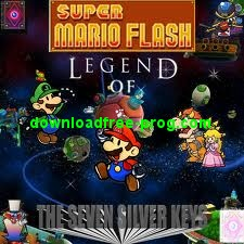 تحميل لعبة Super Mario Flash مجانا