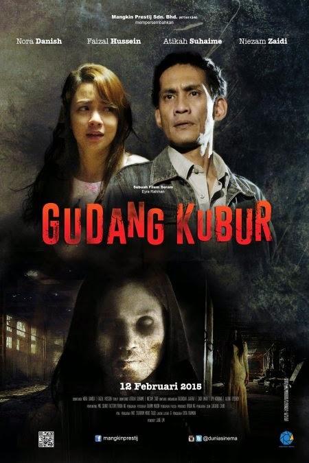 Gudang Kubur 2015 Episod 1