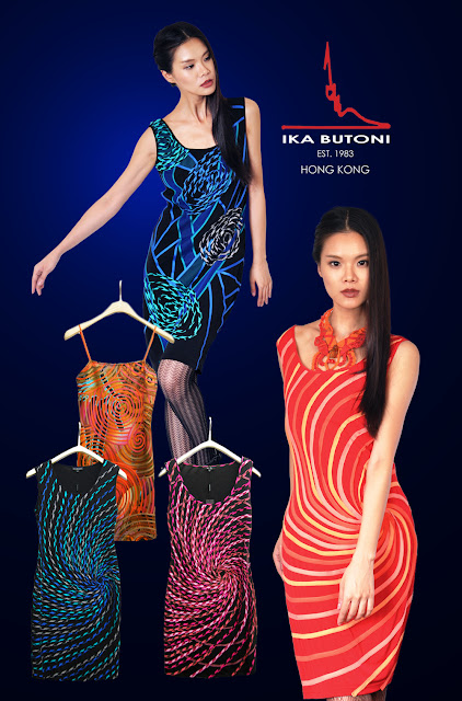 IKA BUTONI 'Typhoon' Dress – Stylish yet utterly wearable